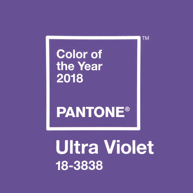 Ultra Violet 18-3838