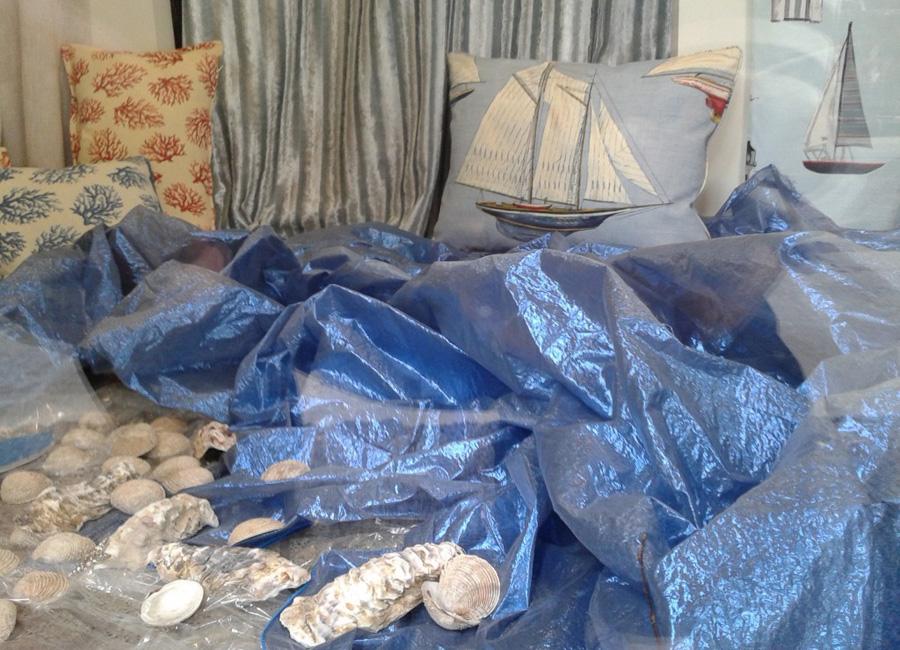 Vendita tessuti e tendaggi